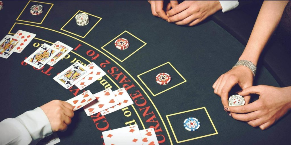 Utilizing the Card Counting in Blackjack