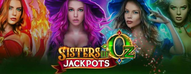 Sisters of Oz from Microgaming Slots